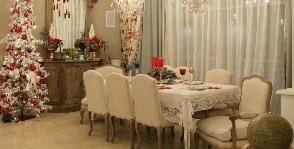 Гостиная в деревянном доме: дизайнер Екатерина Егорова