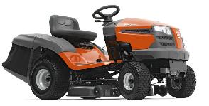 Husqvarna переименовывает тракторы