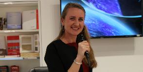 Мария Давыдова о керамограните, 3D и кухне
