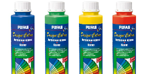 Pufas добавляет стенам цвета