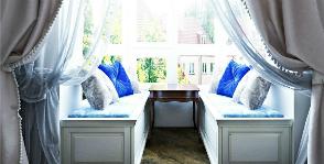 Весенняя перезагрузка: как обустроить балкон или лоджию?