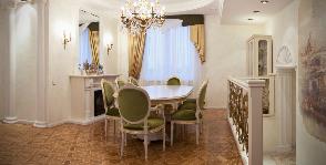 Роскошная квартира в Санкт-Петербурге: дизайнер Ирина Малахова