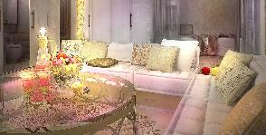 Женский минимализм: царство неги в маленькой квартире