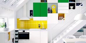 ИКЕА создает новую кухню-конструктор