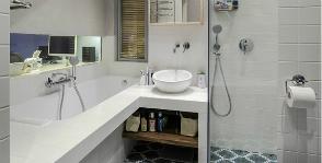 Квартира в Москве: минус коридор – плюс ванная
