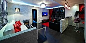 Перепланировка гостевой квартиры: дизайнер Алла Кострома