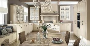 Как декорировать кухни, оформленные в разных стилях