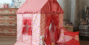 Детские домики от HELGI HOME