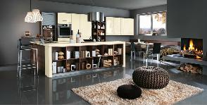 Совмещение кухни с гостиной: <br><strong>7</strong> ошибок, которые нельзя совершать
