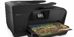 Типографическое качество печати с HP