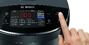 Bosch готовит под давлением