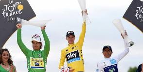 PRECIOSA награждает велогонщиков