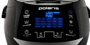 Polaris готовит обед через смартфон
