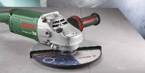 Bosch улучшает шлифмашину