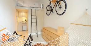 Вроцлав: крошка-квартира на 13 кв. м
