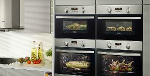 Zanussi оптимизирует процесс готовки
