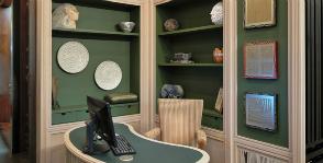 Lumi создала готовый кабинет