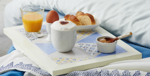 Мастер-класс: поднос для завтрака