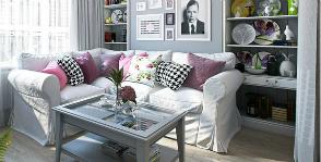 Под другим углом: все, что вы хотели знать об угловых диванах в интерьере