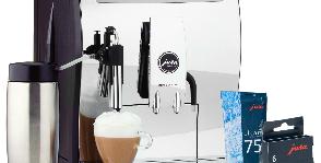 Jura варит кофе импульсным методом