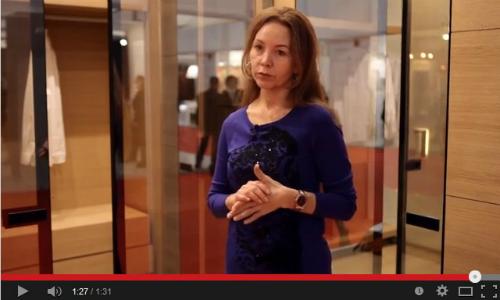 Потайные двери Garofoli. Видео с iSaloni WorldWide Moscow 2014