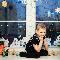 Украшаем окна к Новому году вместе с детьми