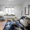 Правила расстановки: как разместить мебель в маленькой гостиной