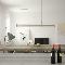 Проект квартиры с японским настроением и нежными акварелями