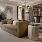 Ellipse от Francesco Pasi: меблировка дома начинается с дивана