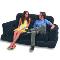 Что нужно знать о ремонте надувной мебели?