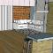 Как оформить квартиру в стиле прибрежного жилища?