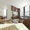 Проект Кристалл - двухкомнатная квартира в Москве. Автор Яна Сахаревич