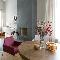 Релакс-дизайн для маленькой гостиной: пляшем от камина