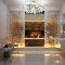 Будуар Снежной королевы: как сделать романтичную ванную