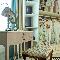 Будуар для хозяйки: как превратить балкон в стильную гардеробную