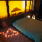 Оформление спальни в индонезийском стиле: дизайнер Арсен Костышин