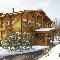 Большой деревянный дом: дизайнер Ольга Деревлёва