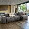 От пепла до графита: как вписать серый диван в любой интерьер