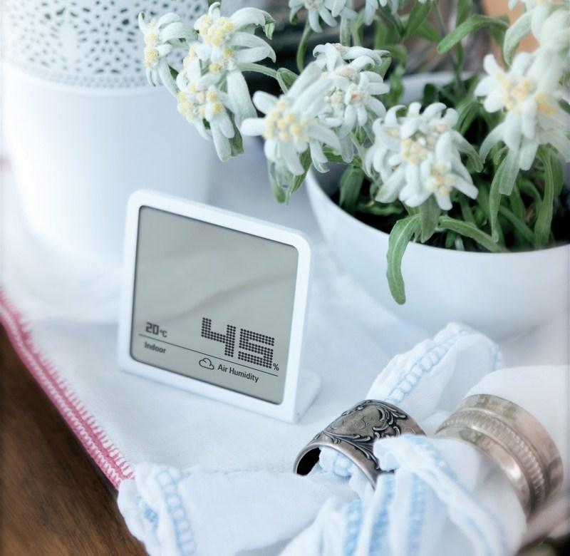 Гигрометр Stadler Form Selina Hygrometer S-060 White