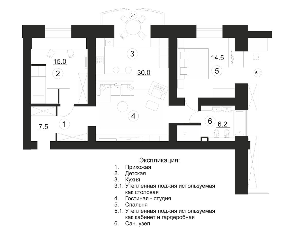 Ремонт квартир в новостройке под ключ — цены в