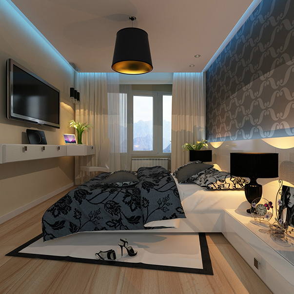 6. Black Bedroom Furniture Sets. Home Design Ideas