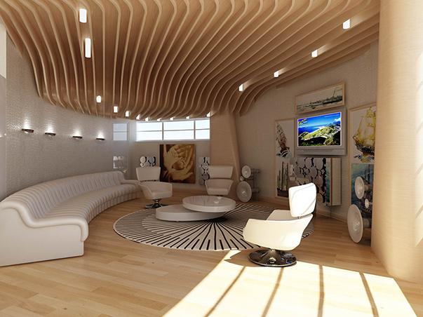 Потрясающие идеи мебели из фанеры - Make - Self