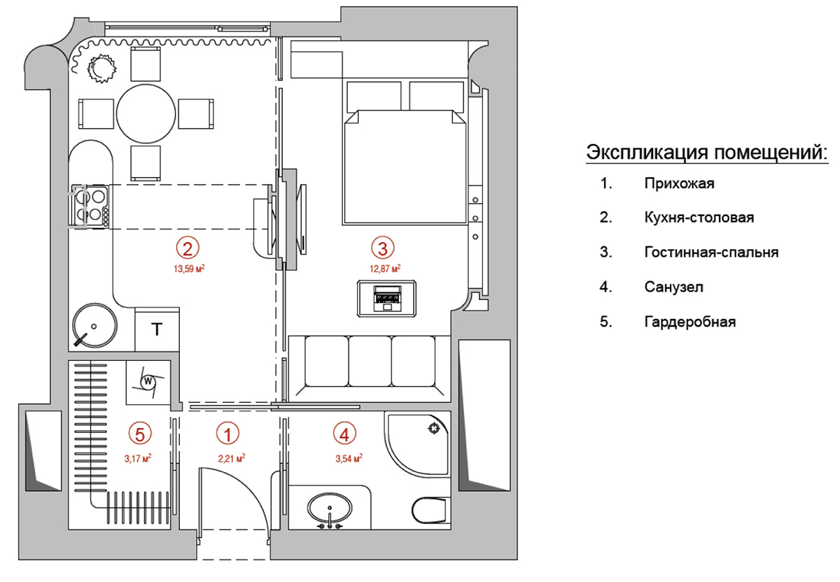 Порядок перепланировки квартиры 2018 - оформления