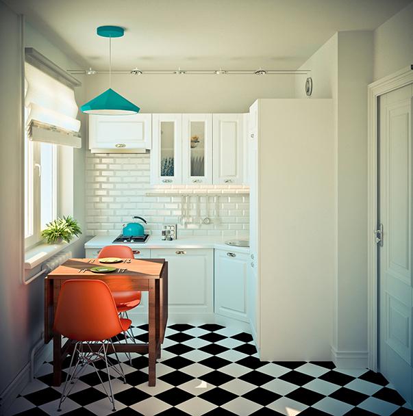 Kitchen Design Ideas Channel 4: Ремонт 1 комнатной квартиры в доме серии 1-464