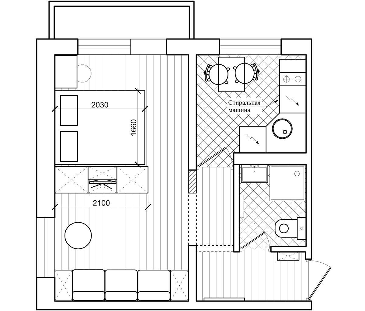Продажа 3-комнатной квартиры (80 мкв), Одинцовский р-н