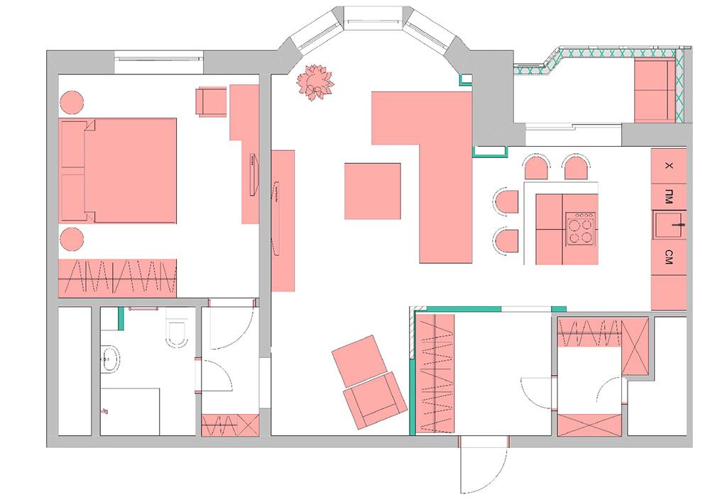 Усадка и трещины в новом доме - forumdomikua