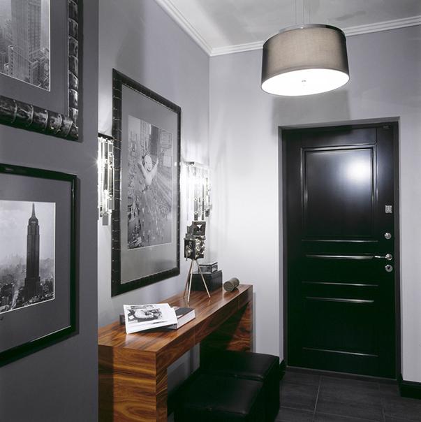 Дизайн квартиры в стиле из