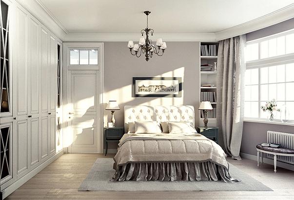 Стиль и интерьер 1 комнатной квартиры