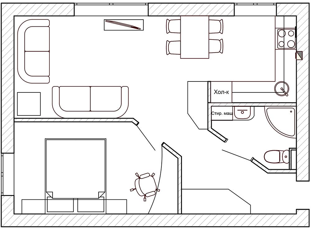 С чего начинать ремонт квартиры с черновой отделкой
