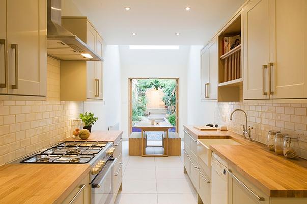Кухня в 3 метра дизайн